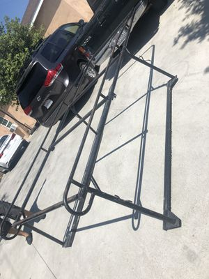 Camper and rack for tacoma for Sale in Los Angeles, CA