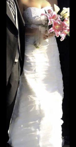 Custom Made Wedding Dress for Sale in San Diego, CA