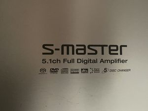 S-master full Digital Amplifier for Sale in Richmond, CA