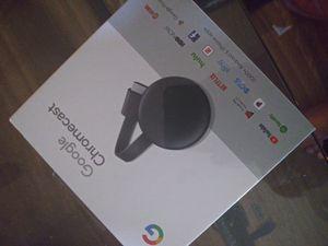 Google chromcast new for Sale in Duluth, GA