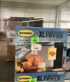 Electric Fryers‼️ Appliance Liquidation‼️🔥🔥🔥🔥⚡️⚡️⚡️⚡️ QE X for Sale in Dallas, TX