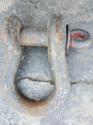 Anchor shackle - swl12t for Sale in Irwindale, CA