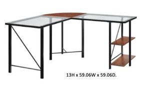 L shaped Corner Desk for Sale in Miami, FL