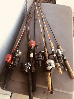 Fishing Poles for Sale in Chandler, AZ