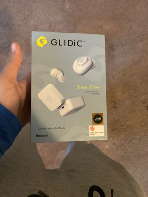 Glidic earbuds brand new best offer for Sale in Philadelphia, PA