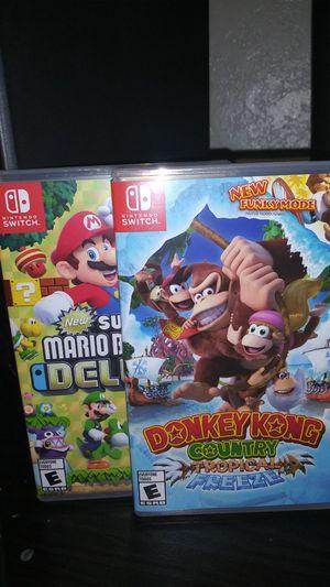 Nintendo Switch Games for Sale in Grand Rapids, MI