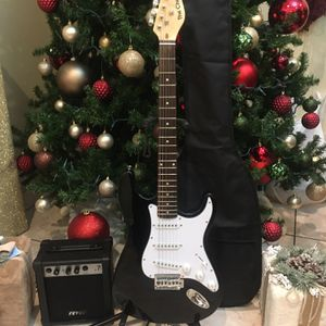 Electric Guitar Package for Sale in Bell, CA