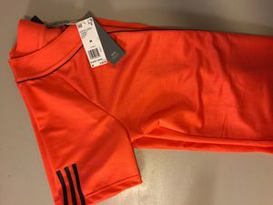 Adidas baseball jersey size medium orange for Sale in Santa Monica, CA