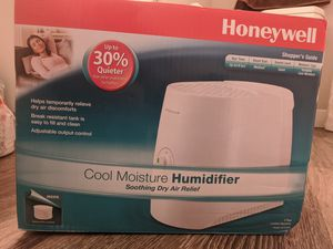 Honeywell HEV320W Humidifier for Medium or Small Room for Sale in Sun City, AZ