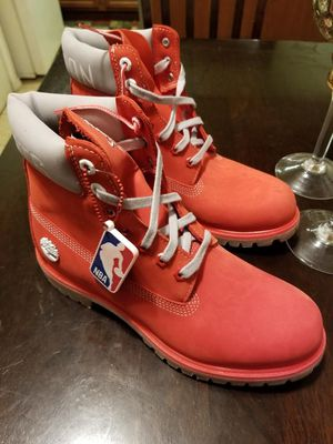 Timberland Houston rockets boots for Sale in Houston, TX