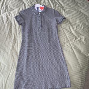 Lacoste striped Polo Dress for Sale in Sterling, VA