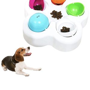 CALHNNA Pet IQ Intelligent Toy Smart Dog Puzzle Toys for Beginner, Puppy Treat Dispenser Interactive Dog Toys - Improve Your Dog's IQ, Specially Desig for Sale in Redlands, CA