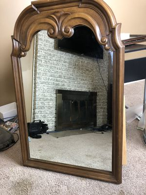 Large wall entryway mirror for Sale in Tulsa, OK