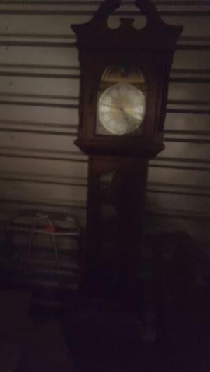 Antique grandfather clock for Sale in Dallas, TX