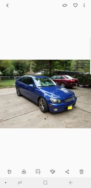 '02 Lexus IS300 for Sale in Manassas, VA