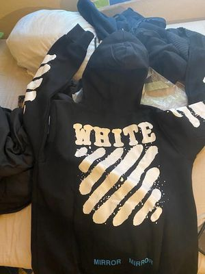 Off-White Temperature Hoodie for Sale in Phoenix, AZ