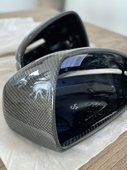 Audi R8 or TT Carbon Fiber Mirrors for Sale in Costa Mesa,  CA