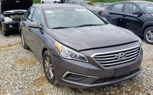 2016 Hyundai Sonata parts only ! for Sale in Dallas, TX