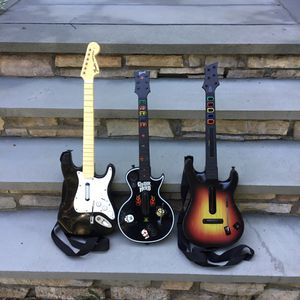 Guitar hero guitars for Sale in Concord, MA