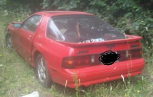91 Rx-7 S5 Part Out... bumpers, tail lights, misc parts for Sale in Milwaukie, OR