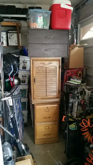 File cabinets, small cabinets for Sale in Fontana, CA