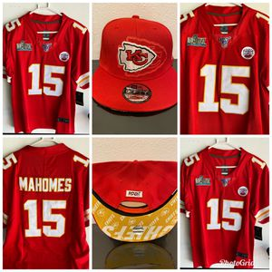 Chiefs Patrick Mahomes jersey and hat 100 for Sale in Downey, CA