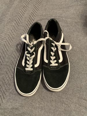 Vans boys size 6 brand new he just great too fast!! for Sale in Euless, TX