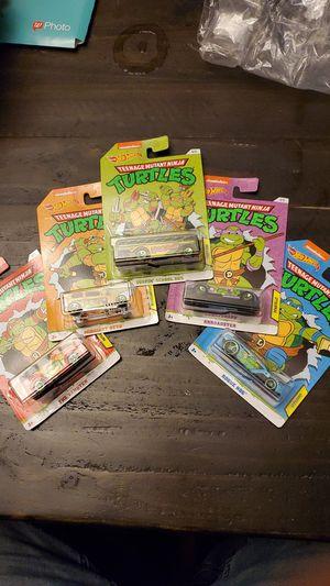 Hot wheels Teenage Mutant Ninja Turtles for Sale in Rialto, CA