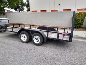 Aztex Trailer 6 1/2 x 16 for Sale in Rancho Cucamonga, CA