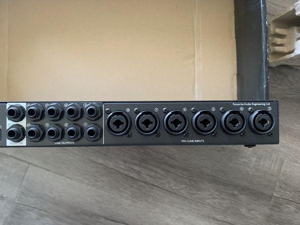 Focusrite Saffire PRO 40 Digital Recording Audio Interface