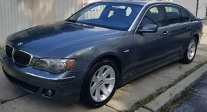 2006 BMW 7 Series for Sale in Philadelphia, PA