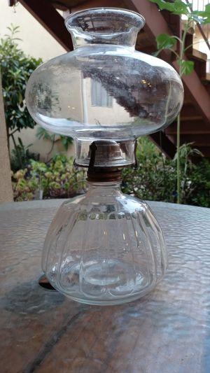 Late 1800's oil lamp for Sale in Glendale, CA