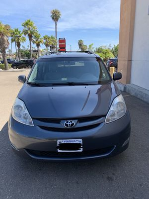 2008 Toyota Sienna XLE for Sale in San Diego, CA