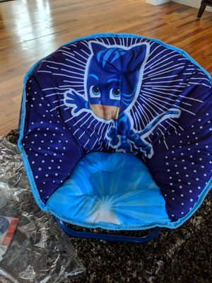 Pj masks saucer chair. for Sale in Inman, SC