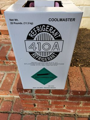 R410A Refrigerant / Freon for Sale in Los Angeles, CA