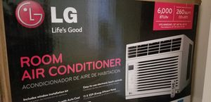 LG Window Air Conditioner, 6000 BTU for Sale in Rockville, MD
