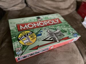 (Unopened) Monopoly w/cat token for Sale in Portland, OR