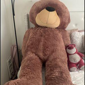 6 Feet Teddy Bear for Sale in Hollywood, FL