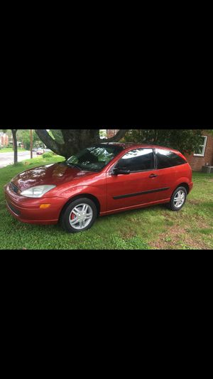 2003 Ford Focus for Sale in Silver Spring, MD