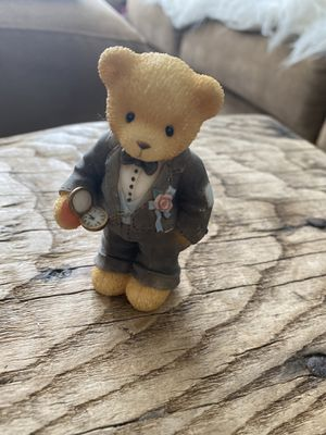 Cherished Teddies- A Beary Special Groom To Be for Sale in Henderson, NV