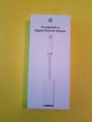 Genuine Apple Thunderbolt to gigabit Ethernet adapter. Model A1433 for Sale in Centreville, VA