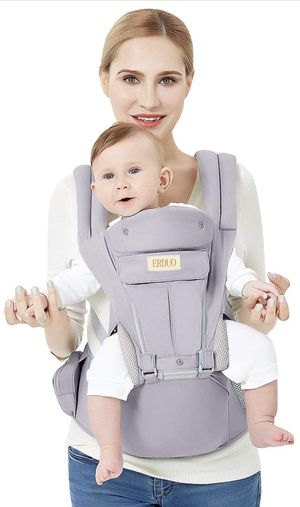 3D Baby Hip Carrier All Season Baby Sling with 9 Carry Positions Truly Hands-Free for Easy Breastfeeding, No Infant Insert Needed, One Size Fits All for Sale in Las Vegas, NV