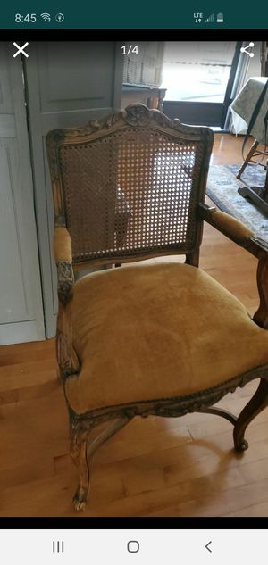 Antique chair for Sale in Port Orchard, WA