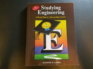 Studying Engineering (4th edition) for Sale in Turlock, CA