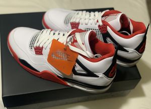 "Air Jordan 4 ""Fire Red"" for Sale in West Palm Beach, FL"