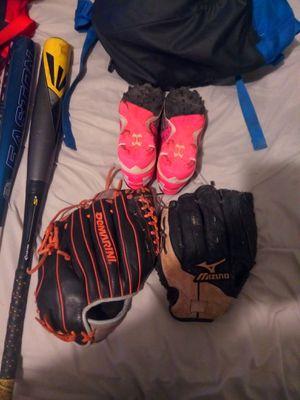 Baseball/Softball Bundle for Sale in Dearborn Heights, MI