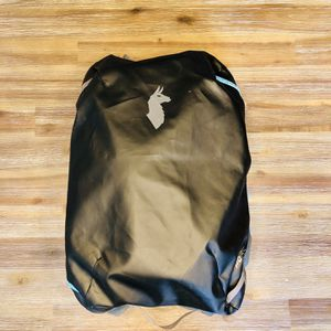 Cotopaxi 35L Allpa Travel Pack and Cotopaxi Waterbottle Holder, Rain Cover, Shoe Bag, And Mesh Laundry Bag for Sale in Issaquah, WA