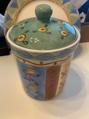 Cookie Jar - The Sweet Shoppe by Sango for Sale in Phoenix, AZ