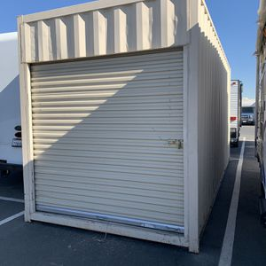 20' Storage Container ( TALL ) for Sale in Long Beach, CA