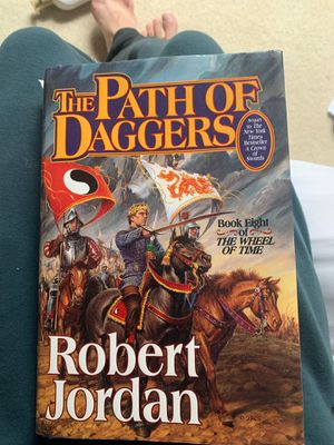 Book 8- Wheel of time- the path of daggers - book 8 for Sale in Chantilly, VA
